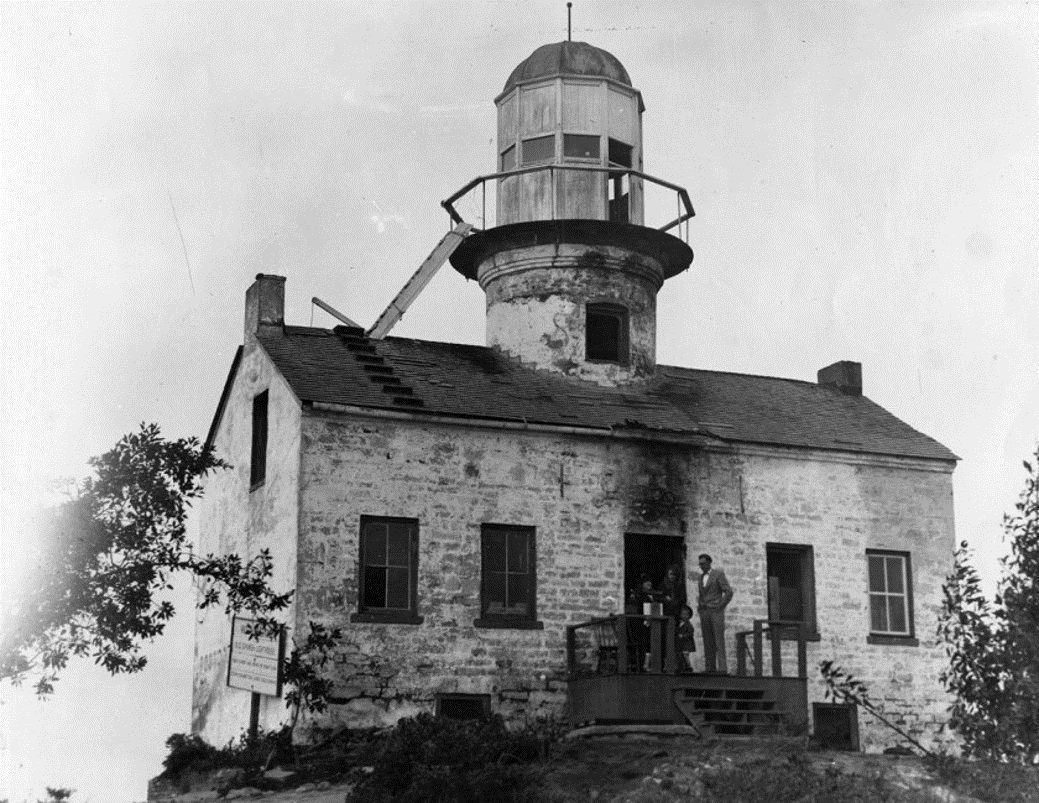 Old Point Loma Lighthouse - Photo