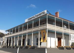 Cosmopolitan Hotel - Photo
