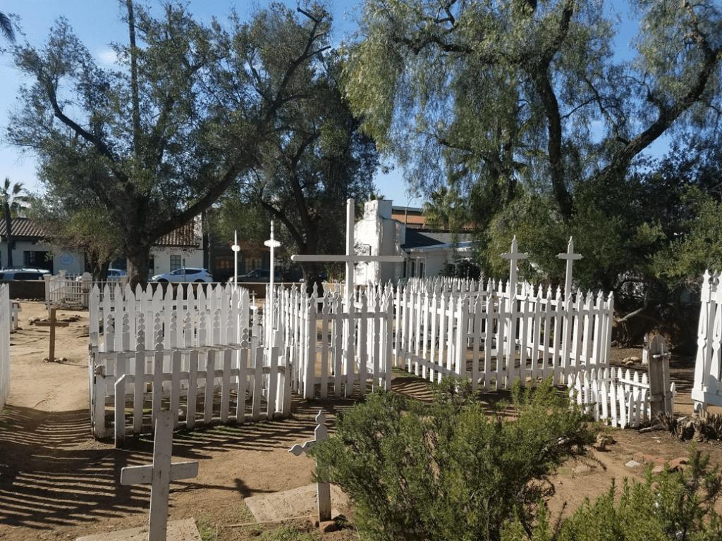 Haunted El Campo Santo Cemetery in San Diego, CA