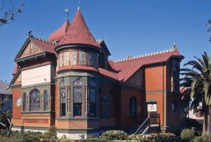 Villa Montezuma Museum in San Diego